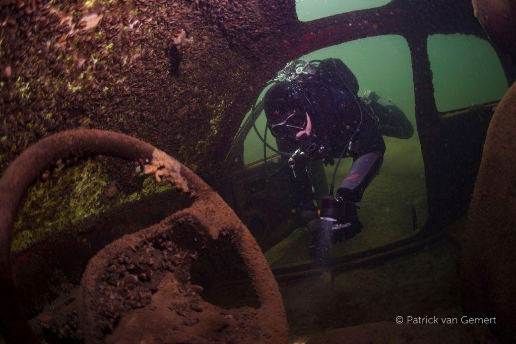 Coronaprotocol voor de duik-en onderwatersport